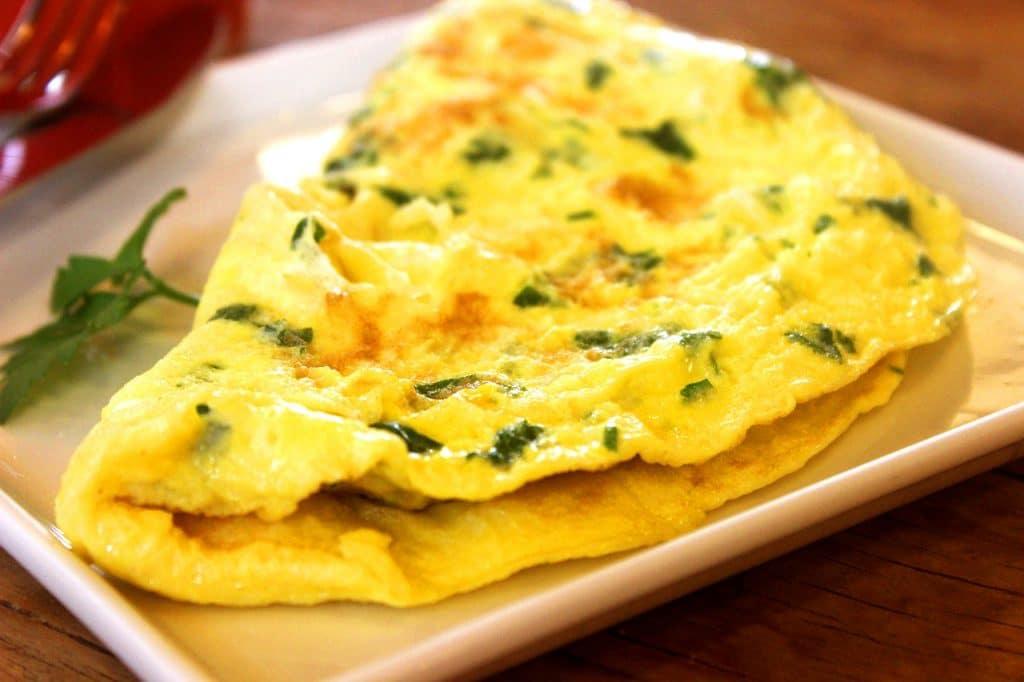 apprendre à cuisiner savoir faire une omelette