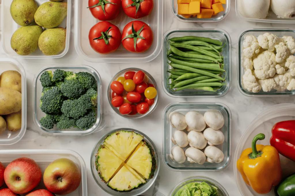 conservation des aliments : 5 erreurs à éviter