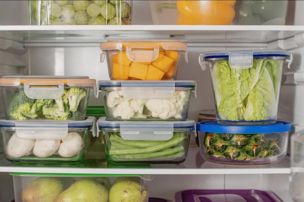 conservation des aliments : mieux ranger vos aliments dans le frigo